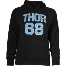 BLUZA THOR MODEL TEAM KOLOR CZARNY